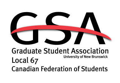 UNB Graduate Students Association Logo